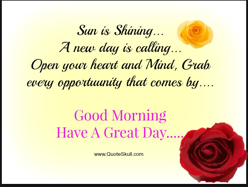 Cute Romantic Good Morning Quotes For Her Love Friends