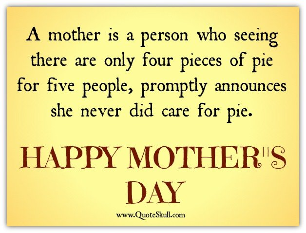 Happy Mothers Day Quotes in English