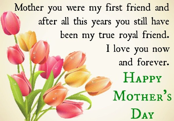 Happy Mothers Day Wishes Messages